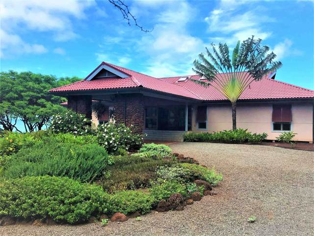 4670 Pohakuloa Rd, Maunaloa, HI 96770 (MLS #392870) :: EXP Realty