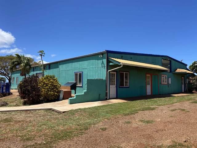 2130 Maunaloa Hwy, Hoolehua, HI 96729 (MLS #392922) :: EXP Realty