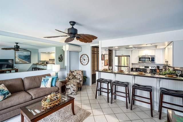 940 S Kihei Rd 103C, Kihei, HI 96753 (MLS #392949) :: LUVA Real Estate