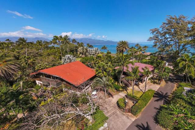 590 Stable Rd C & D, Paia, HI 96779 (MLS #392951) :: Coldwell Banker Island Properties