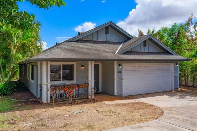 49 Hoowehi Pl, Kahului, HI 96732 (MLS #392962) :: LUVA Real Estate