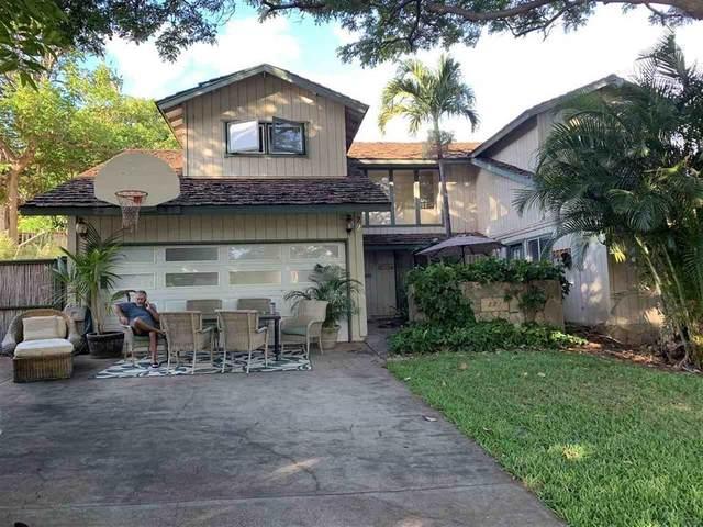 227 Mehani Cir, Kihei, HI 96753 (MLS #392977) :: LUVA Real Estate