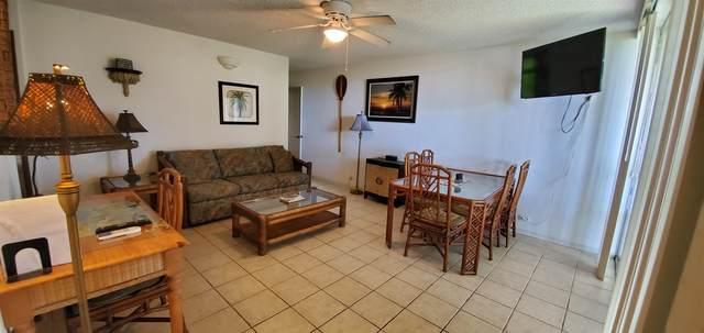 35 Walaka St L-106, Kihei, HI 96753 (MLS #392978) :: LUVA Real Estate