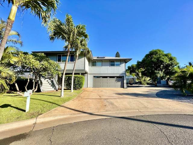 540 Halalai Pl, Kihei, HI 96753 (MLS #392983) :: Maui Lifestyle Real Estate   Corcoran Pacific Properties