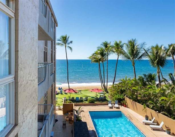 73 N Kihei Rd #407, Kihei, HI 96753 (MLS #392986) :: LUVA Real Estate