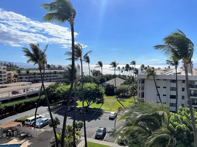2531 S Kihei Rd D508, Kihei, HI 96753 (MLS #392990) :: Maui Lifestyle Real Estate   Corcoran Pacific Properties
