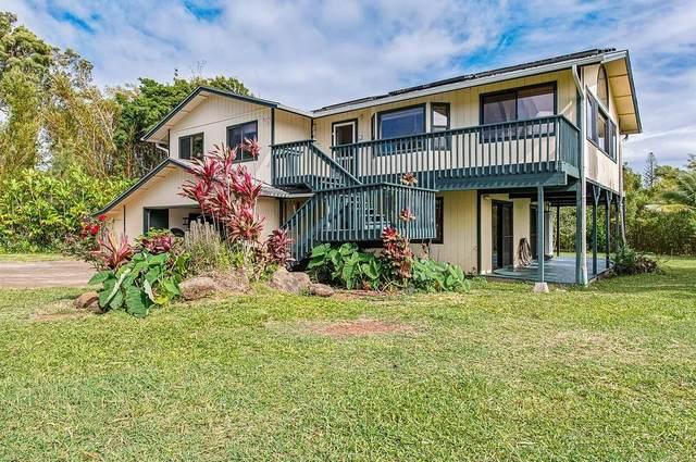 1140 Nanihoku Pl, Haiku, HI 96708 (MLS #393007) :: LUVA Real Estate