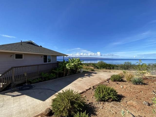 85 Kupaia Pl, Kaunakakai, HI 96748 (MLS #393009) :: LUVA Real Estate