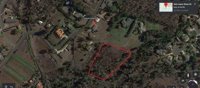 Lower Kimo Dr, Kula, HI 96760 (MLS #393028) :: Coldwell Banker Island Properties