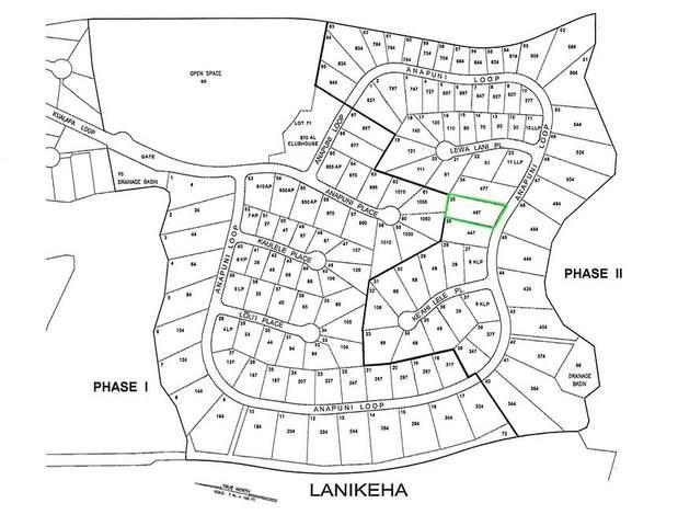 467 Anapuni Loop, Lahaina, HI 96761 (MLS #393032) :: Compass