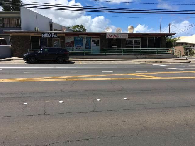 1088 Lower Main St, Wailuku, HI 96793 (MLS #393042) :: Compass
