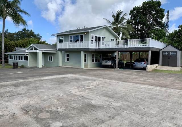 1170 W Kuiaha Rd, Haiku, HI 96708 (MLS #393053) :: Corcoran Pacific Properties