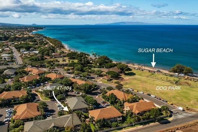 140 Uwapo Rd 47-104, Kihei, HI 96753 (MLS #393056) :: LUVA Real Estate