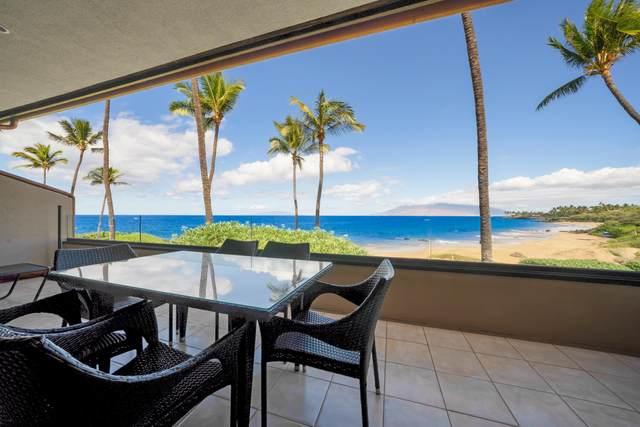 4850 Makena Alanui Rd E205, Kihei, HI 96753 (MLS #393066) :: Corcoran Pacific Properties