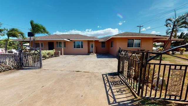 367 Kahiki St, Kahului, HI 96732 (MLS #393074) :: LUVA Real Estate