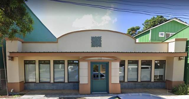 115 Market St, Wailuku, HI 96793 (MLS #393076) :: Speicher Group