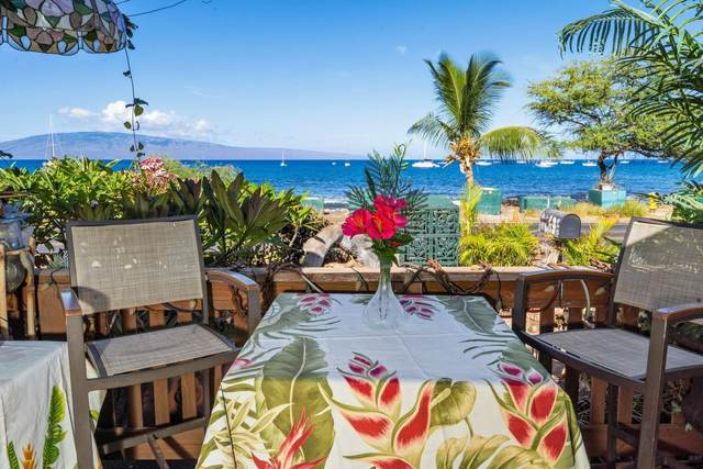 1334 Front St, Lahaina, HI 96761 (MLS #393096) :: Maui Lifestyle Real Estate | Corcoran Pacific Properties