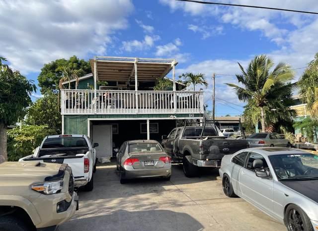 91 Eleu Pl, Kihei, HI 96753 (MLS #393186) :: Maui Lifestyle Real Estate | Corcoran Pacific Properties