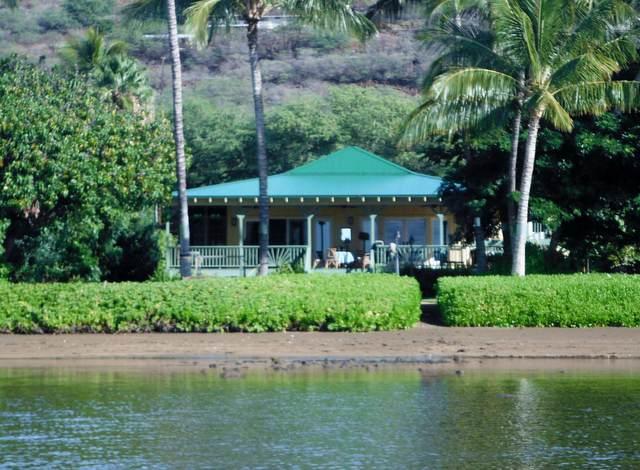 2464 Kamehameha V Hwy, Kaunakakai, HI 96748 (MLS #393214) :: Coldwell Banker Island Properties