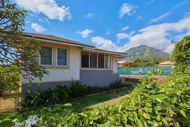 1991 Kaohu St, Wailuku, HI 96793 (MLS #393252) :: Coldwell Banker Island Properties