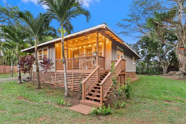 2780 Hana Hwy, Haiku, HI 96708 (MLS #393291) :: Coldwell Banker Island Properties