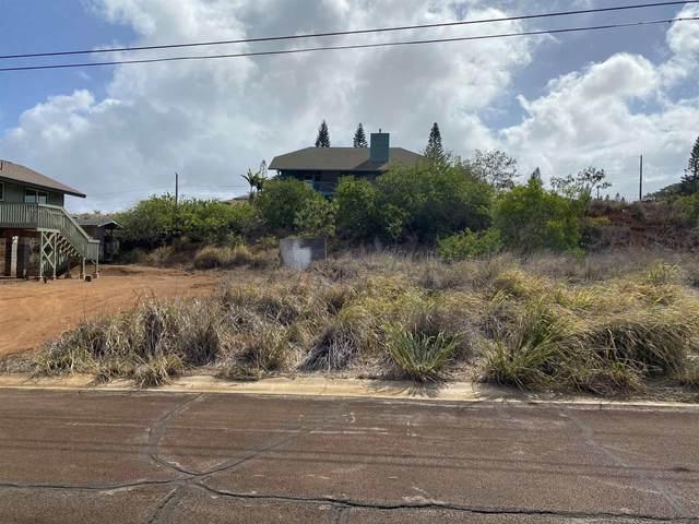 0 Mahiki Pl, Maunaloa, HI 96770 (MLS #393307) :: Maui Lifestyle Real Estate | Corcoran Pacific Properties
