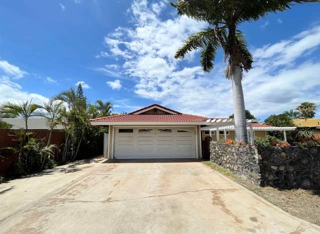 2738 Ohina St, Kihei, HI 96753 (MLS #393324) :: Hawai'i Life