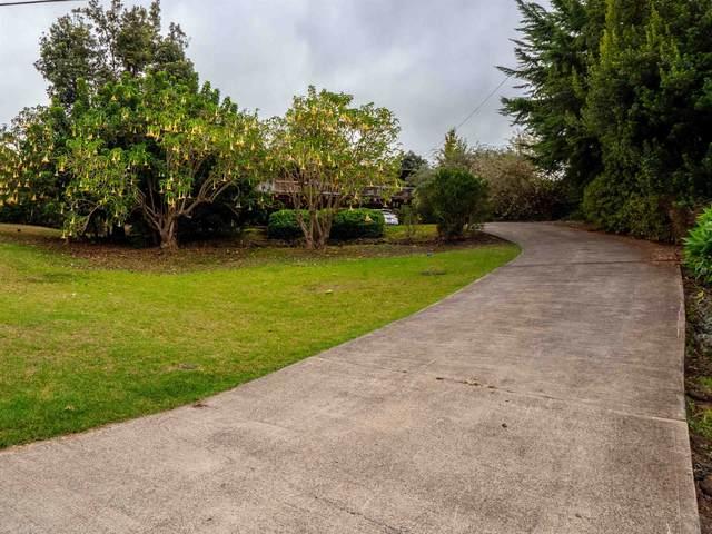 16860 Haleakala Hwy, Kula, HI 96790 (MLS #393325) :: Coldwell Banker Island Properties
