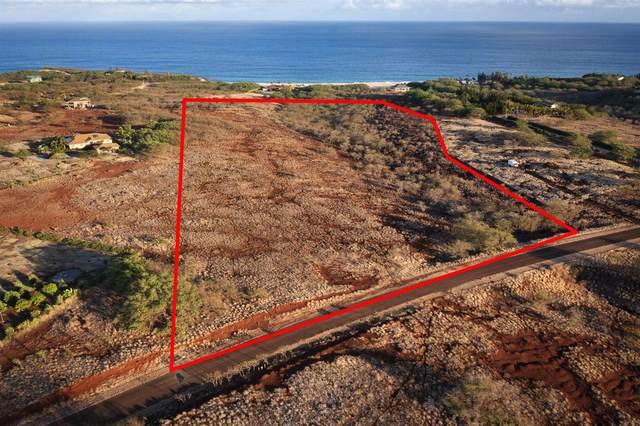 3815 Kalua Koi Rd Lot 236/364, Maunaloa, HI 96770 (MLS #393333) :: Maui Lifestyle Real Estate | Corcoran Pacific Properties
