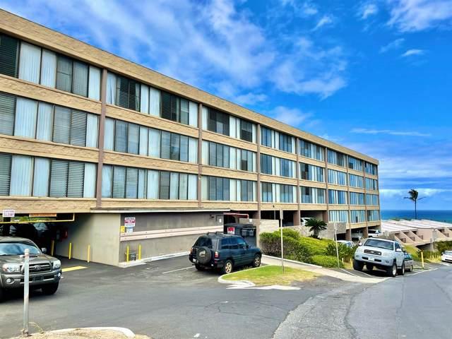 493 Pio Dr #218, Wailuku, HI 96793 (MLS #393348) :: Coldwell Banker Island Properties