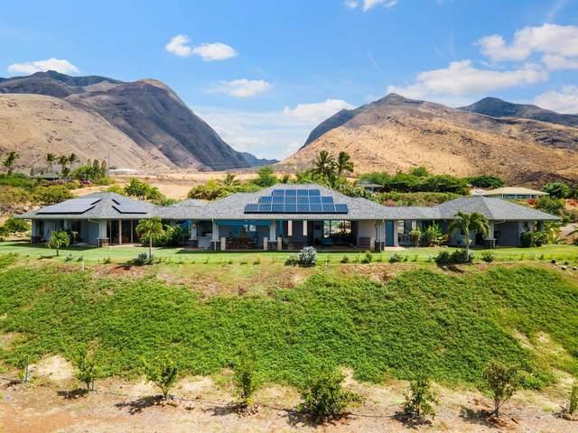 410 Luawai St Lot 7 Unit A, Lahaina, HI 96761 (MLS #393383) :: Corcoran Pacific Properties
