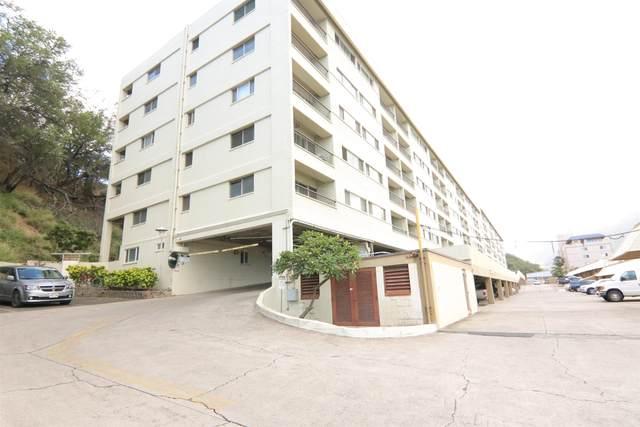 1063 Lower Main St #405, Wailuku, HI 96793 (MLS #393389) :: LUVA Real Estate