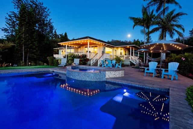 340 Lower Kimo Dr, Kula, HI 96790 (MLS #393396) :: Corcoran Pacific Properties