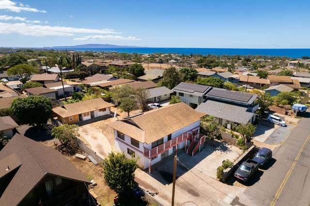 296 Manini Pl, Kihei, HI 96753 (MLS #393397) :: LUVA Real Estate