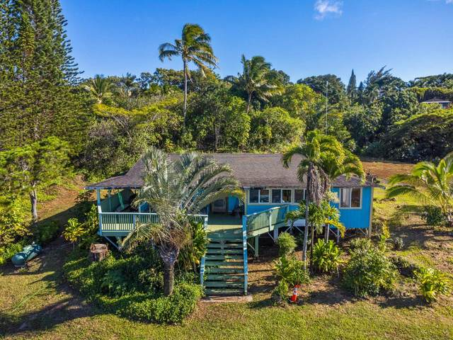 4500 Hana Hwy Hwy, Haiku, HI 96708 (MLS #393421) :: LUVA Real Estate