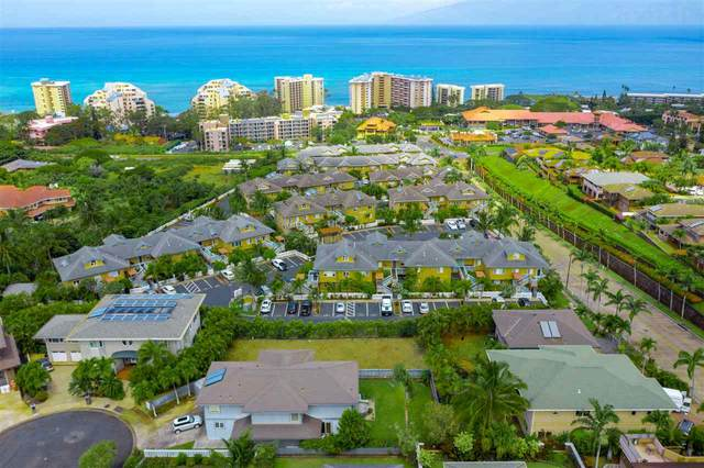 22 Lotus Pl #48, Lahaina, HI 96761 (MLS #393466) :: 'Ohana Real Estate Team