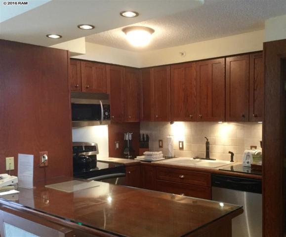 4365 Lower Honoapiilani Rd #514, Lahaina, HI 96761 (MLS #371103) :: Coldwell Banker Island Properties