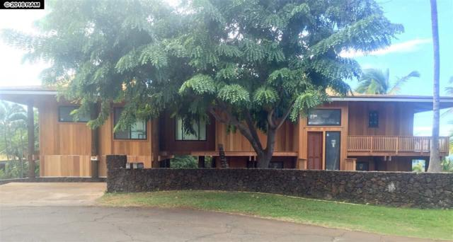 3408 Kuaua Pl, Kihei, HI 96753 (MLS #371791) :: Island Sotheby's International Realty