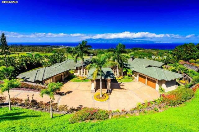 704 Mokuleia Pl, Lahaina, HI 96761 (MLS #372865) :: Elite Pacific Properties LLC