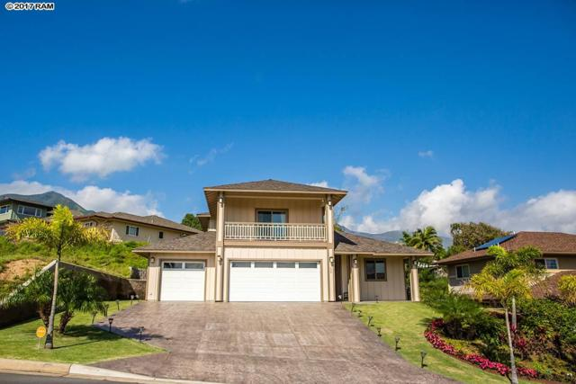 156 Keoneloa St Sand Hill Estat, Wailuku, HI 96793 (MLS #373240) :: Elite Pacific Properties LLC