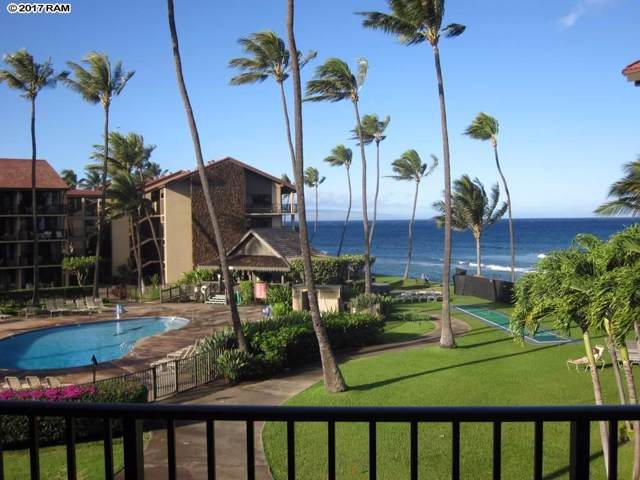 3543 Lower Honoapiilani Rd B309 8A, Lahaina, HI 96761 (MLS #373805) :: Maui Lifestyle Real Estate