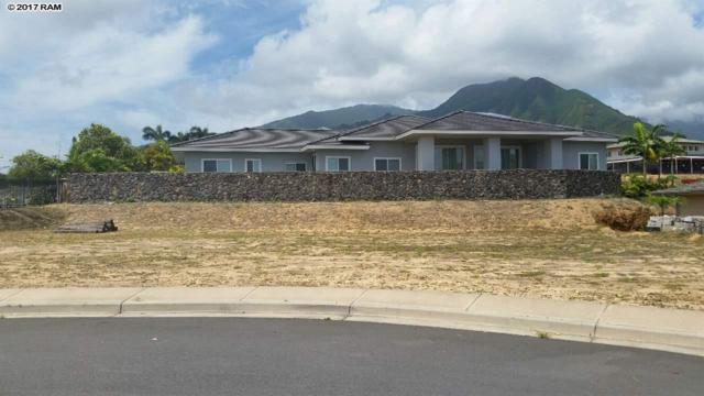 28 E Kapueone Pl, Wailuku, HI 96793 (MLS #373945) :: Elite Pacific Properties LLC