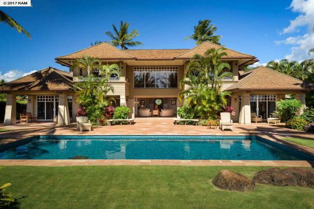 40 Kai Ala Pl, Lahaina, HI 96761 (MLS #373969) :: Island Sotheby's International Realty