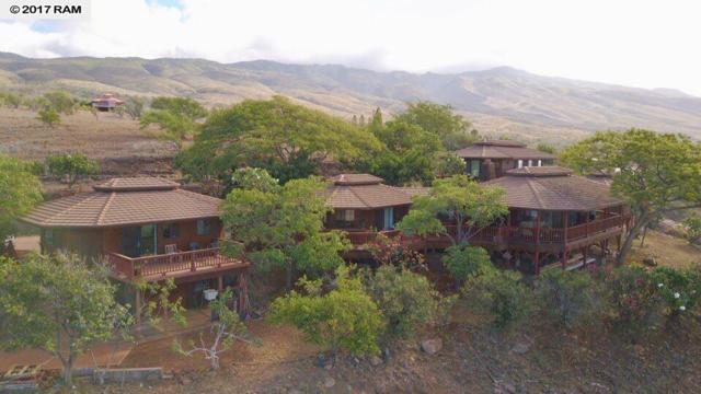441 Uluanui Rd, Kaunakakai, HI 96748 (MLS #374064) :: Island Sotheby's International Realty