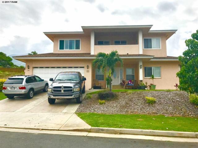 124 Keoneloa St Lot 17, Wailuku, HI 96793 (MLS #374495) :: Island Sotheby's International Realty