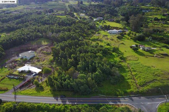 2720 Kekaulike Ave, Kula, HI 96790 (MLS #374541) :: Island Sotheby's International Realty