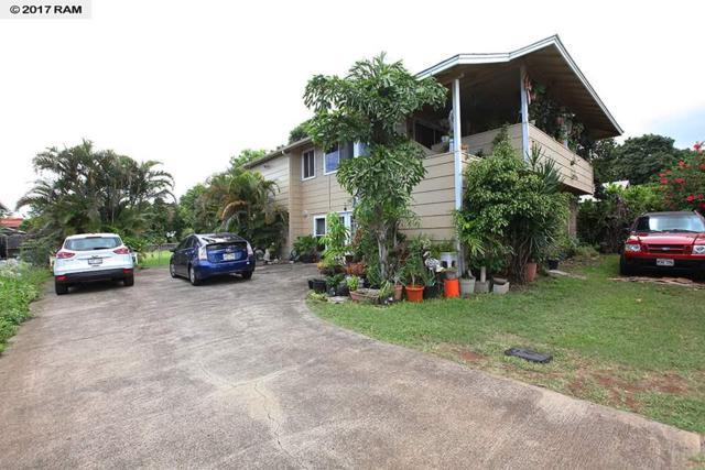 67 Healani Pl, Pukalani, HI 96768 (MLS #374574) :: Island Sotheby's International Realty