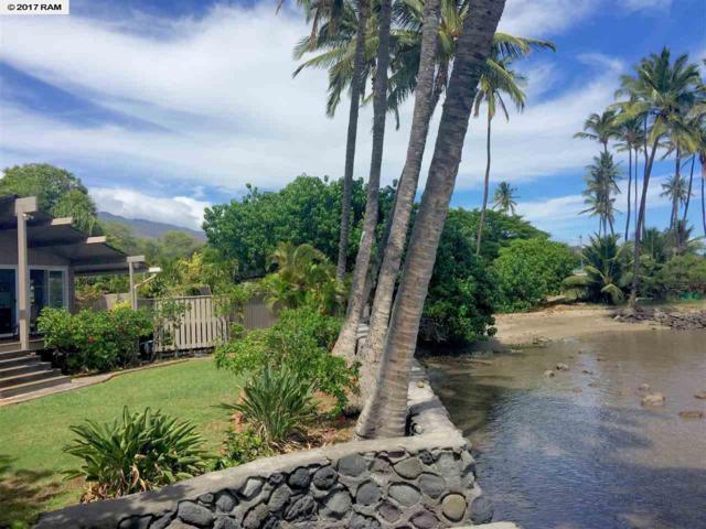 1800 Kamehameha V Hwy, Kaunakakai, HI 96748 (MLS #374621) :: Elite Pacific Properties LLC