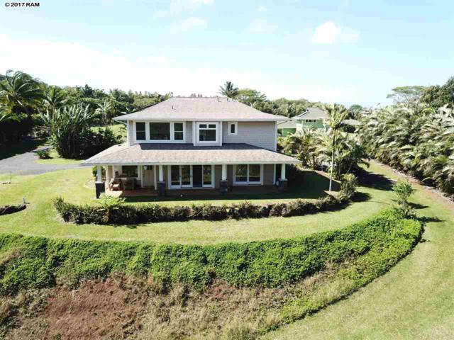 135 Hohani Pl, Haiku, HI 96708 (MLS #374645) :: Elite Pacific Properties LLC