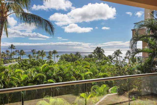 1 Bay Dr #5203, Lahaina, HI 96761 (MLS #374792) :: Elite Pacific Properties LLC